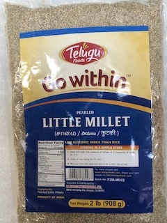 Go Within Little Millet - 2 Lbs